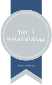 Top 15 Wirtschaftsblogs